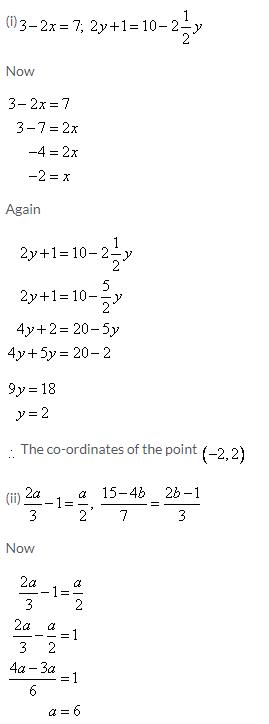 Selina Concise Mathematics Class 9 ICSE Solutions Co-ordinate Geometry image - 6