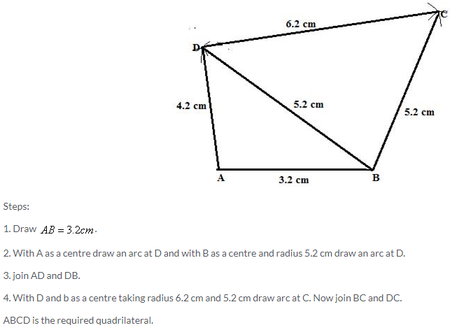Selina Concise Mathematics Class 9 ICSE Solutions Construction of Polygons image - 1