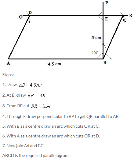 Selina Concise Mathematics Class 9 ICSE Solutions Construction of Polygons image - 13