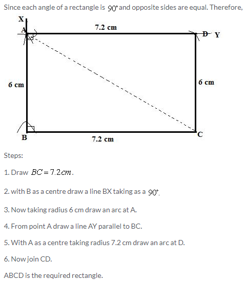 Selina Concise Mathematics Class 9 ICSE Solutions Construction of Polygons image - 16