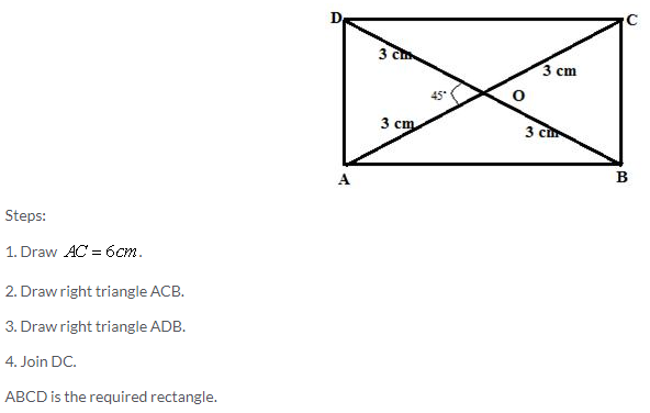 Selina Concise Mathematics Class 9 ICSE Solutions Construction of Polygons image - 18
