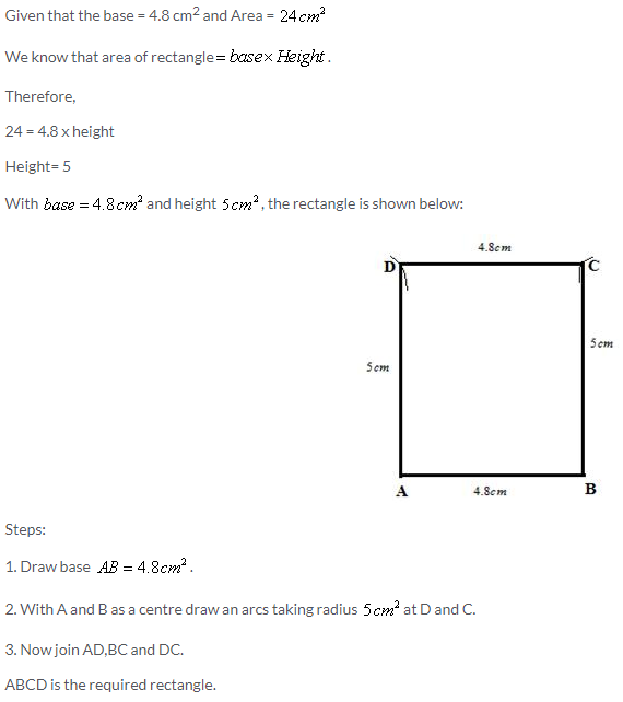 Selina Concise Mathematics Class 9 ICSE Solutions Construction of Polygons image - 19