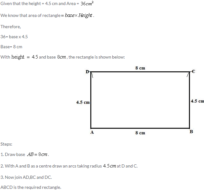 Selina Concise Mathematics Class 9 ICSE Solutions Construction of Polygons image - 20