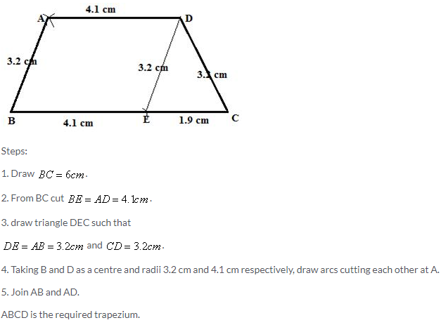 Selina Concise Mathematics Class 9 ICSE Solutions Construction of Polygons image - 22