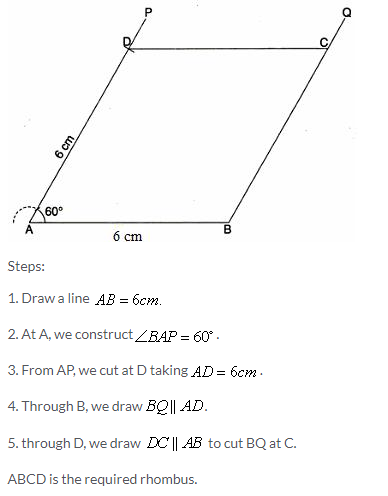 Selina Concise Mathematics Class 9 ICSE Solutions Construction of Polygons image - 23