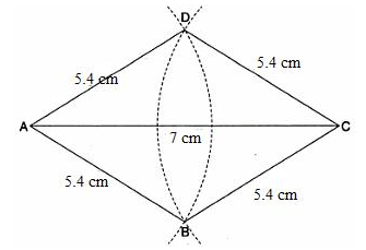 Selina Concise Mathematics Class 9 ICSE Solutions Construction of Polygons image - 24