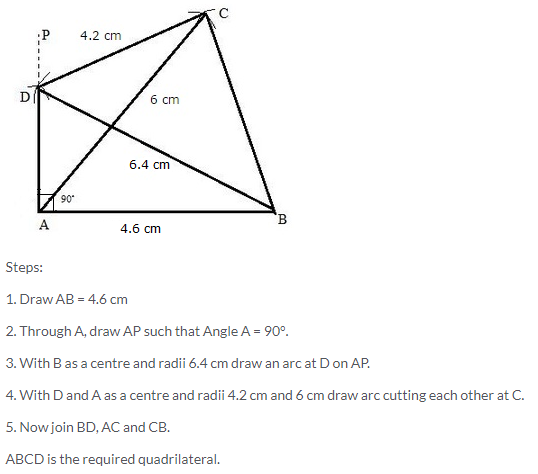 Selina Concise Mathematics Class 9 ICSE Solutions Construction of Polygons image - 3