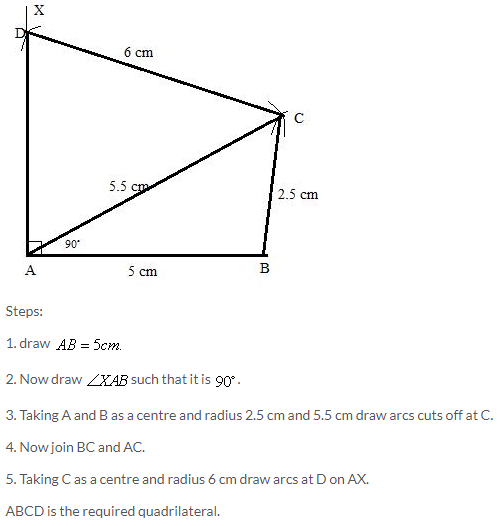 Selina Concise Mathematics Class 9 ICSE Solutions Construction of Polygons image - 34