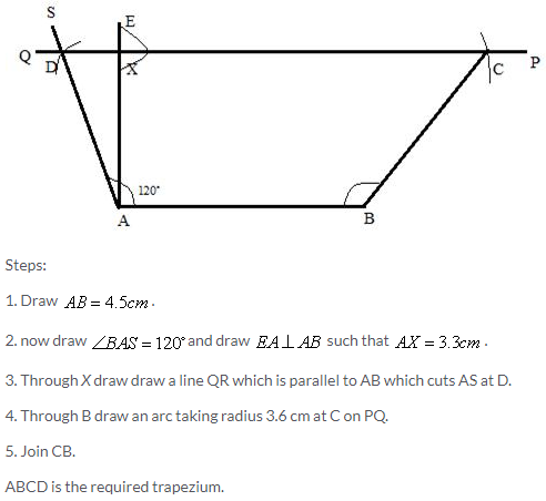 Selina Concise Mathematics Class 9 ICSE Solutions Construction of Polygons image - 35