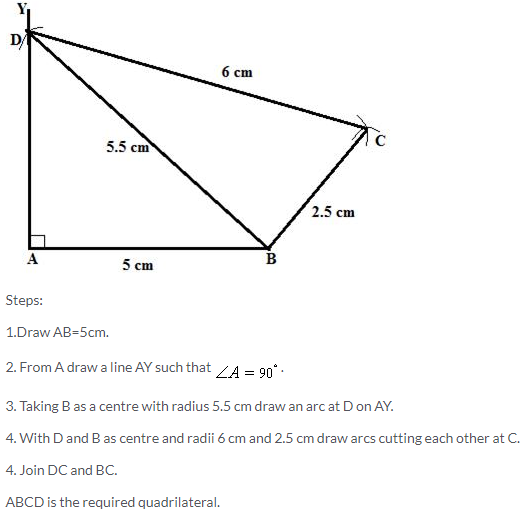 Selina Concise Mathematics Class 9 ICSE Solutions Construction of Polygons image - 36
