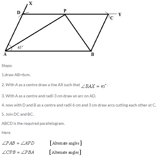 Selina Concise Mathematics Class 9 ICSE Solutions Construction of Polygons image - 37