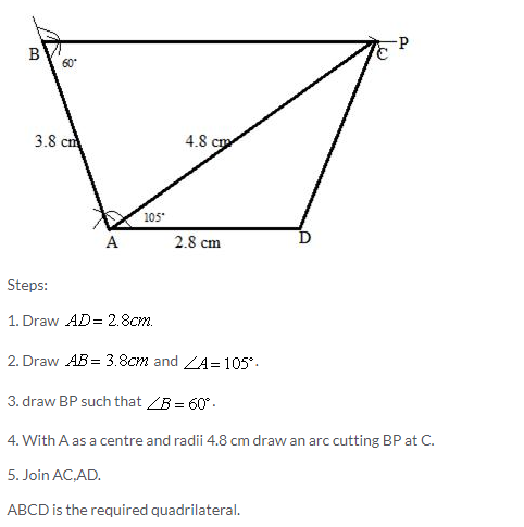 Selina Concise Mathematics Class 9 ICSE Solutions Construction of Polygons image - 4