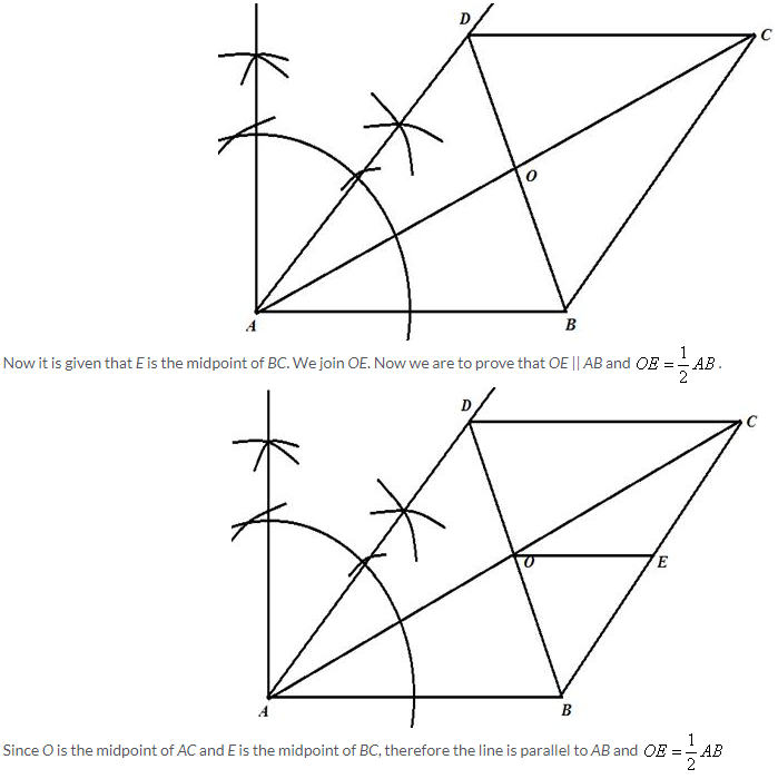 Selina Concise Mathematics Class 9 ICSE Solutions Construction of Polygons image - 40