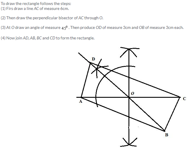 Selina Concise Mathematics Class 9 ICSE Solutions Construction of Polygons image - 41