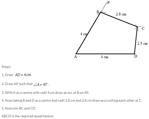 Selina Concise Mathematics Class 9 ICSE Solutions Construction of Polygons image - 6