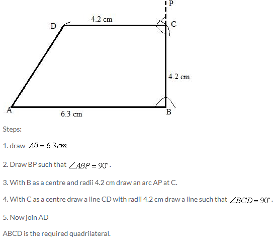 Selina Concise Mathematics Class 9 ICSE Solutions Construction of Polygons image - 7