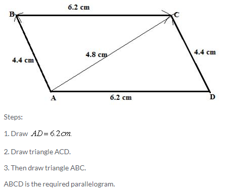 Selina Concise Mathematics Class 9 ICSE Solutions Construction of Polygons image - 8