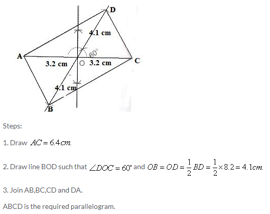 Selina Concise Mathematics Class 9 ICSE Solutions Construction of Polygons image - 9