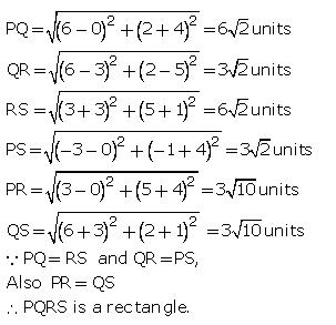 Selina Concise Mathematics Class 9 ICSE Solutions Distance Formula image - 13
