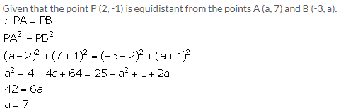Selina Concise Mathematics Class 9 ICSE Solutions Distance Formula image - 8