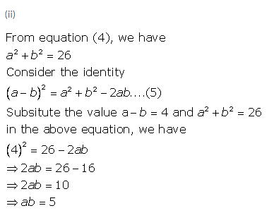 Selina Concise Mathematics Class 9 ICSE Solutions Expansions (Including Substitution) 13