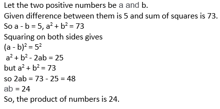 Selina Concise Mathematics Class 9 ICSE Solutions Expansions (Including Substitution) 24