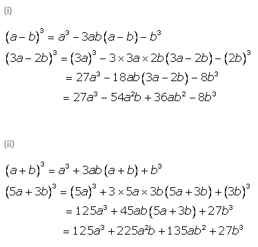 Selina Concise Mathematics Class 9 ICSE Solutions Expansions (Including Substitution) 25
