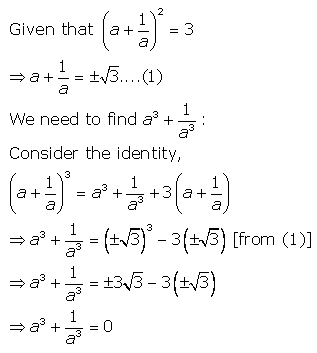 Selina Concise Mathematics Class 9 ICSE Solutions Expansions (Including Substitution) 33