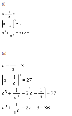 Selina Concise Mathematics Class 9 ICSE Solutions Expansions (Including Substitution) 36