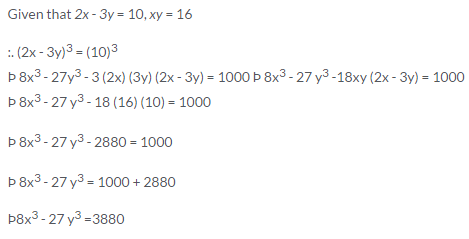 Selina Concise Mathematics Class 9 ICSE Solutions Expansions (Including Substitution) 39