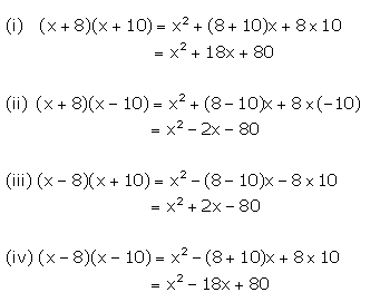 Selina Concise Mathematics Class 9 ICSE Solutions Expansions (Including Substitution) 43