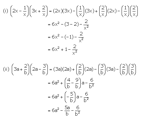 Selina Concise Mathematics Class 9 ICSE Solutions Expansions (Including Substitution) 44