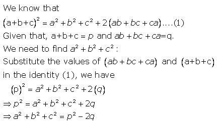 Selina Concise Mathematics Class 9 ICSE Solutions Expansions (Including Substitution) 47