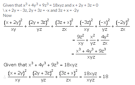 Selina Concise Mathematics Class 9 ICSE Solutions Expansions (Including Substitution) 50