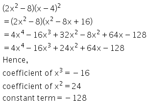 Selina Concise Mathematics Class 9 ICSE Solutions Expansions (Including Substitution) 53