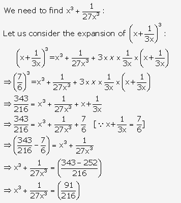 Selina Concise Mathematics Class 9 ICSE Solutions Expansions (Including Substitution) 55