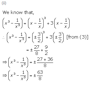 Selina Concise Mathematics Class 9 ICSE Solutions Expansions (Including Substitution) 59