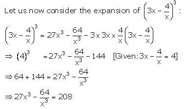 Selina Concise Mathematics Class 9 ICSE Solutions Expansions (Including Substitution) 62