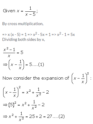 Selina Concise Mathematics Class 9 ICSE Solutions Expansions (Including Substitution) 65