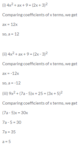 Selina Concise Mathematics Class 9 ICSE Solutions Expansions (Including Substitution) 70