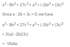 Selina Concise Mathematics Class 9 ICSE Solutions Expansions (Including Substitution) 78