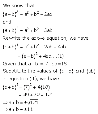 Selina Concise Mathematics Class 9 ICSE Solutions Expansions (Including Substitution) 8
