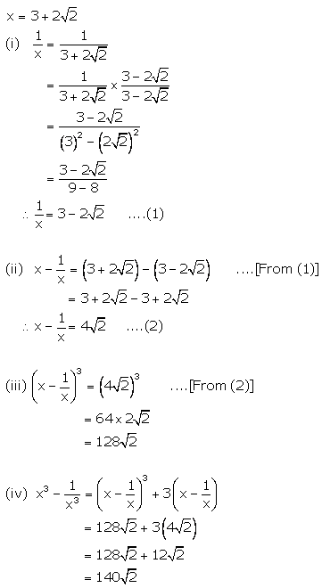 Selina Concise Mathematics Class 9 ICSE Solutions Expansions (Including Substitution) 80