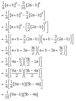 Selina Concise Mathematics Class 9 ICSE Solutions Factorisation 101