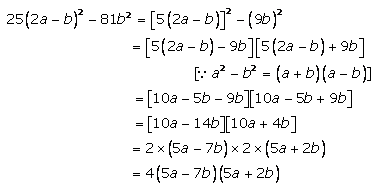 Selina Concise Mathematics Class 9 ICSE Solutions Factorisation 40