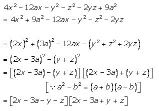 Selina Concise Mathematics Class 9 ICSE Solutions Factorisation 55