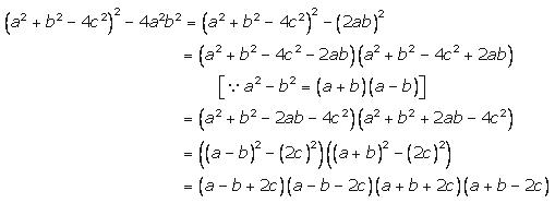 Selina Concise Mathematics Class 9 ICSE Solutions Factorisation 58