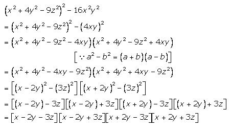 Selina Concise Mathematics Class 9 ICSE Solutions Factorisation 59
