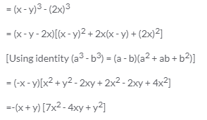 Selina Concise Mathematics Class 9 ICSE Solutions Factorisation 75