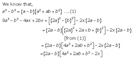 Selina Concise Mathematics Class 9 ICSE Solutions Factorisation 80